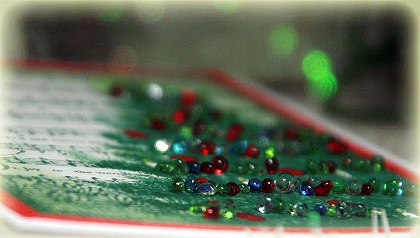 Mudd Puddles Sea Glass  by: Dawn Lusk
